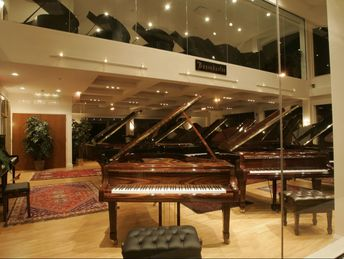 beautiful pianos