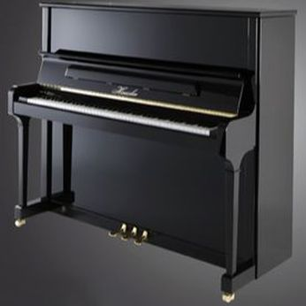 german upright pianos