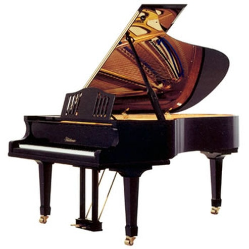 Bluthner piano model four
